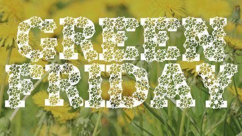 Här är Green Friday-erbjudandena du inte får missa