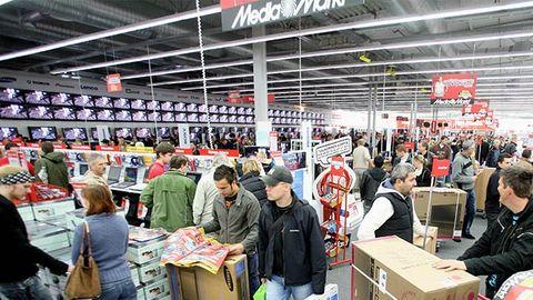 Media Markt-butik