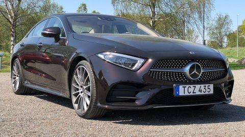 Test Mercedes CLS