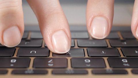 Tangentbord i Macbook