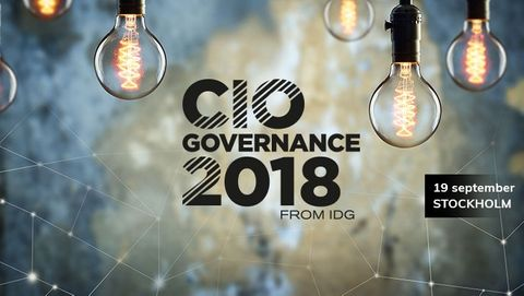 CIO Governance 2018