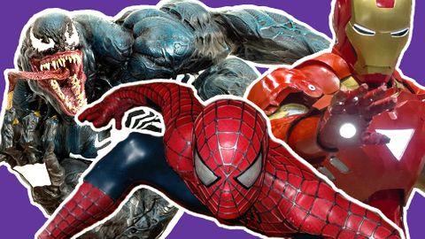 6 hajpade Marvel-filmer att se fram emot
