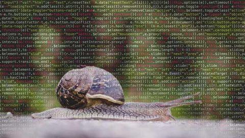 långsam kod
