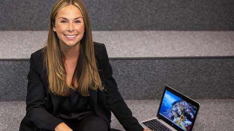 Emelie Bernhardsson till ny Sverige-vd