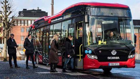 buss sl