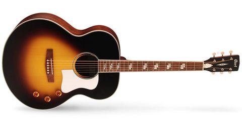 Cort CJ-Retro: En halvakustisk gitarr