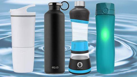 Smarta vattenflaskor app bluetooth