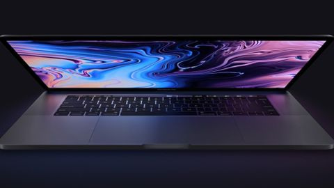 Macbook Pro med Touch Bar
