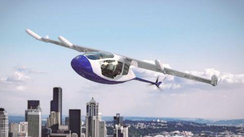 Flygande taxi