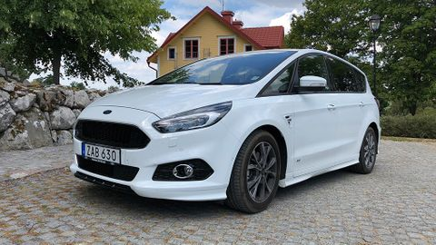 Test Ford S-Max