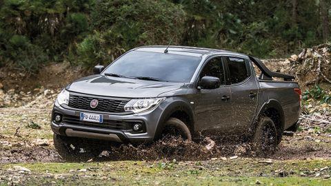Test Fiat Fullback Cross