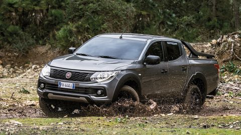 Test Fiat Fullback Cross