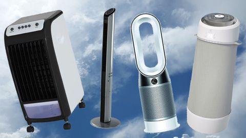 6 portabla luftkonditionerare som hjälper dig överleva värmeböljan