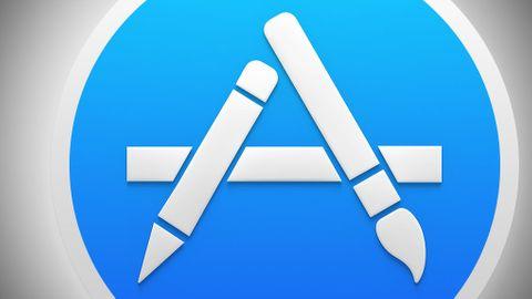 Mac App Store-loggan