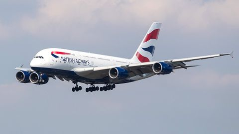 British Airways-plan