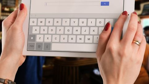 Ipad tangentbord