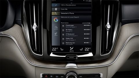 android infotainment