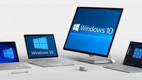 Microsoft Surface-datorer med Windows 10