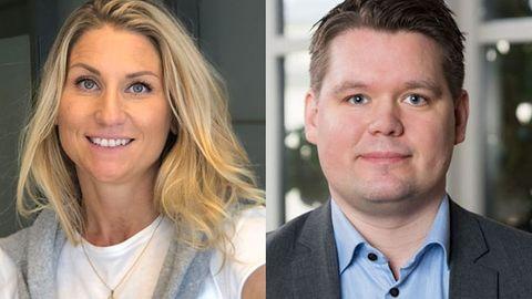 Mia Åslander, Jimmy Andersson