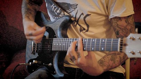 Bygga gitarr