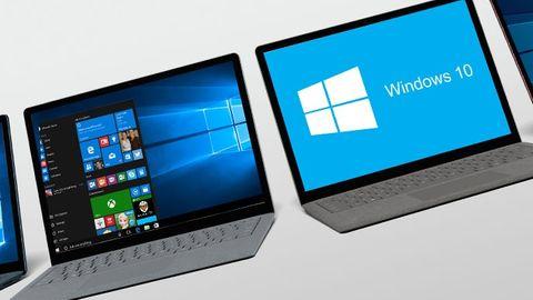 PC med Windows 10