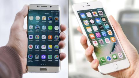 Iphone och Android