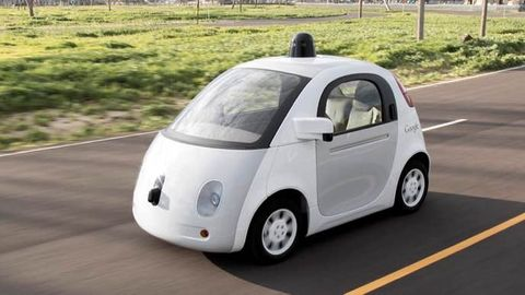 självkörande bil