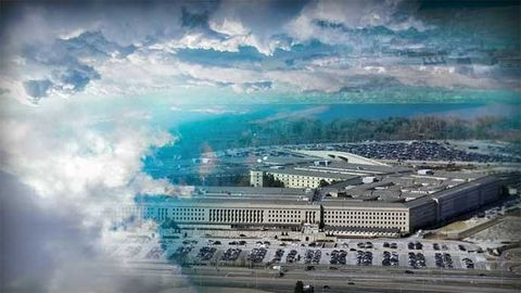 pentagon amazon