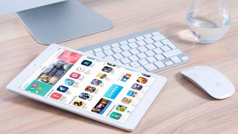 App Store påen Ipad