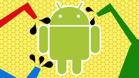Illustration: rundsmörjer Android