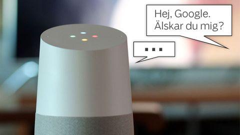 Google home roliga röstkommandon