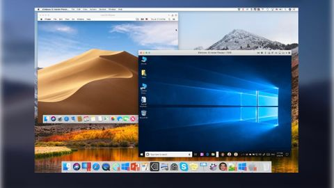 Test Parallels Desktop 14 för Mac
