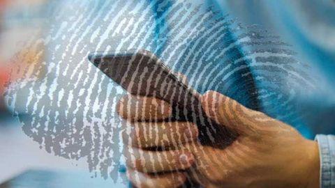 fingeravtryck logga in
