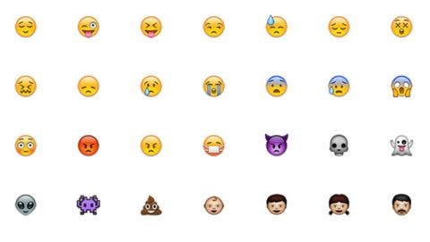 Emoji fyller tio år
