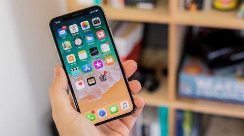 Iphone X återuppstår