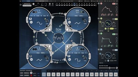 Flow Motion FM Synth