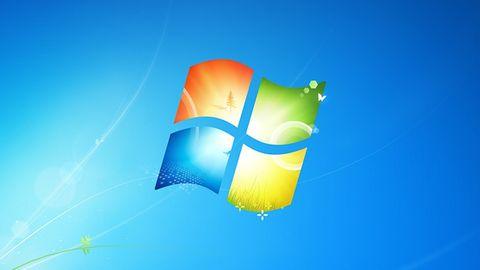 Windows 7:s skrivbordsbakgrund