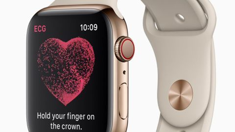 EKG i Apple Watch Series 4