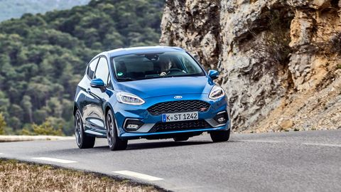 Test Ford Fiesta ST