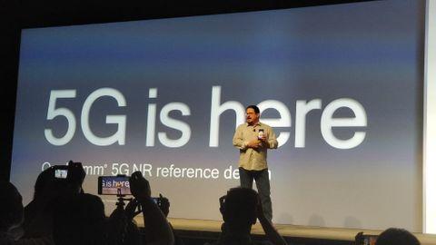 Qualcomm visar upp sitt 5G-chip