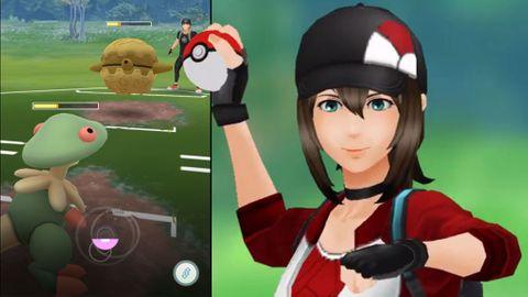 Pokémon Go PvP Trainer Battles