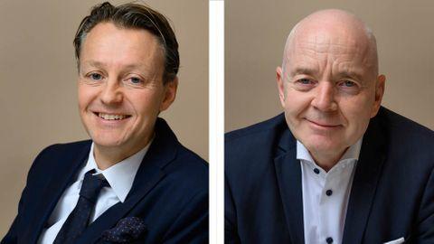 Fredrik Almén, Lars Pettersson