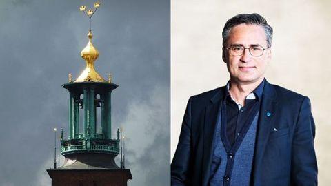 Christer Forsberg, biträdande it-direktör på Stockholms stad