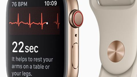 EKG i Apple Watch