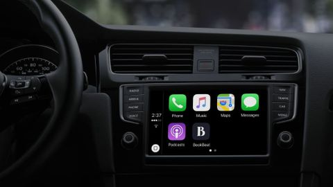Bookbeats kommer till Carplay