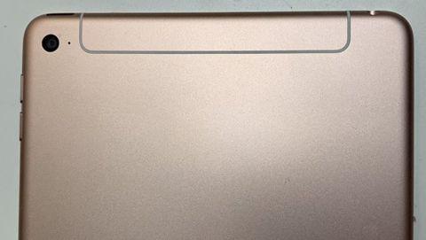 Påstådd bild på Ipad Mini 5