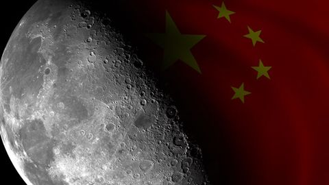 Kina månen