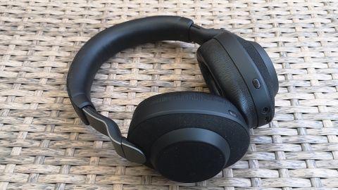 Jabra 85h hörlurar med brusreducering