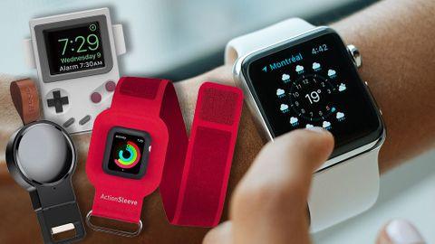 Tillbehör till Apple Watch
