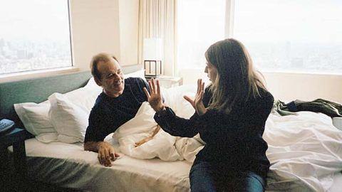 Bill Murray och Sofia Coppola